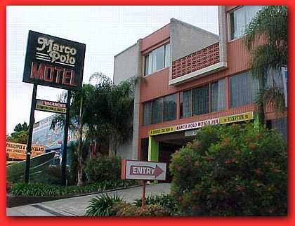 Marco Polo Motor Inn, Sydney, Australia, Australia hotels and hostels