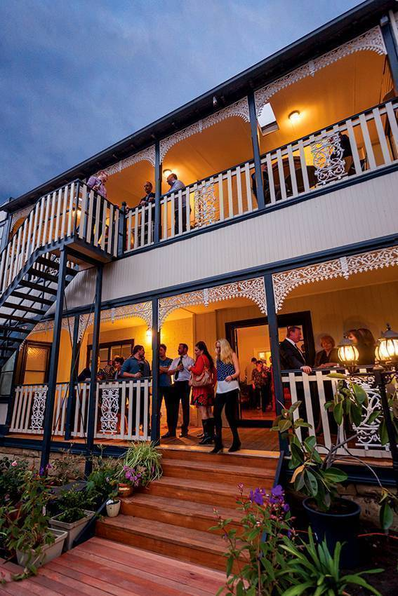 Montacute Boutique Bunkhouse, Hobart, Australia, adult vacations and destinations in Hobart
