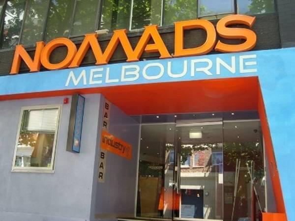 Nomads Melbourne, Melbourne, Australia, Australia hotels and hostels