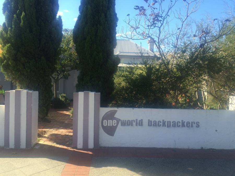 One World Backpackers, Perth, Australia, Australia hotels and hostels