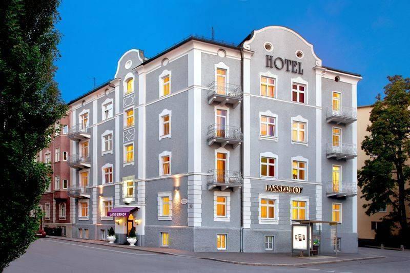 Atel Hotel Lasserhof, Salzburg, Austria, Austria hotell och vandrarhem