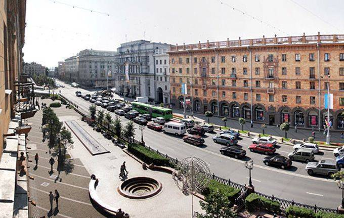 Apartment at Palace of Republic, Minsk, Belarus, Belarus hotels and hostels