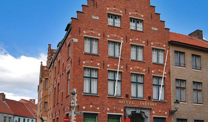 Jacobs Hotel - Search available rooms for hotel and hostel reservations in Brugge 17 photos