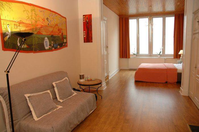 Le Lys d'Or, Brussels, Belgium, hotels near ancient ruins and historic places in Brussels