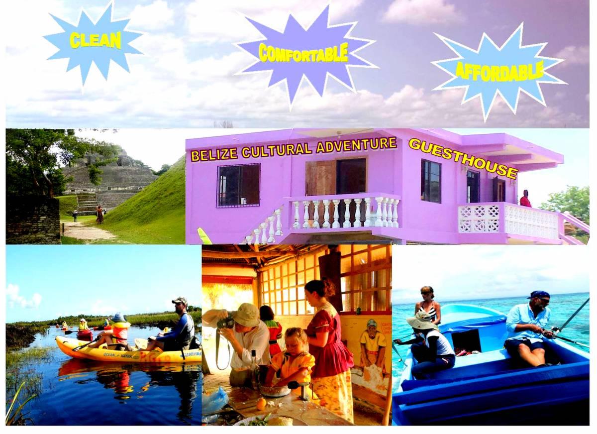 Belize Cultural Adventure Guesthouse, Teakettle Village, Belize, Belize hotels and hostels