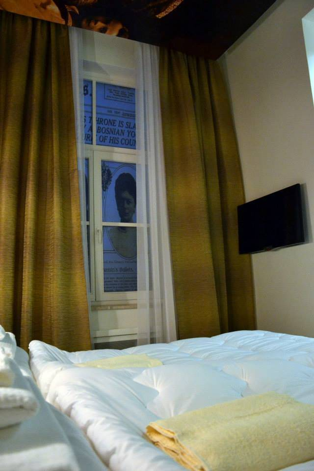Hostel Franz Ferdinand, Sarajevo, Bosnia and Herzegovina, Instant online rezervacije u Sarajevo