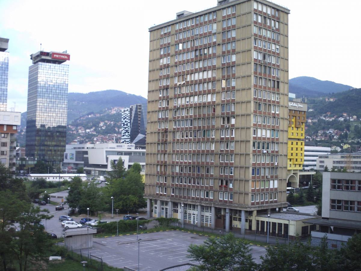 Hostel Marin Dvor, Sarajevo, Bosnia and Herzegovina, long term rentals at hotels or apartments in Sarajevo