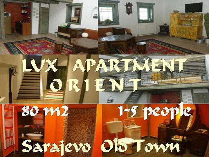 Lux Apartment Orient, Sarajevo, Bosnia and Herzegovina, Bosnia and Herzegovina hotels and hostels