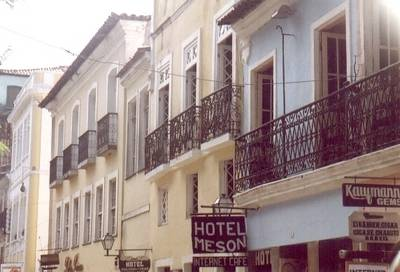 A Meson Pousada, Salvador, Brazil, hostels with handicap rooms and access for disabilities in Salvador