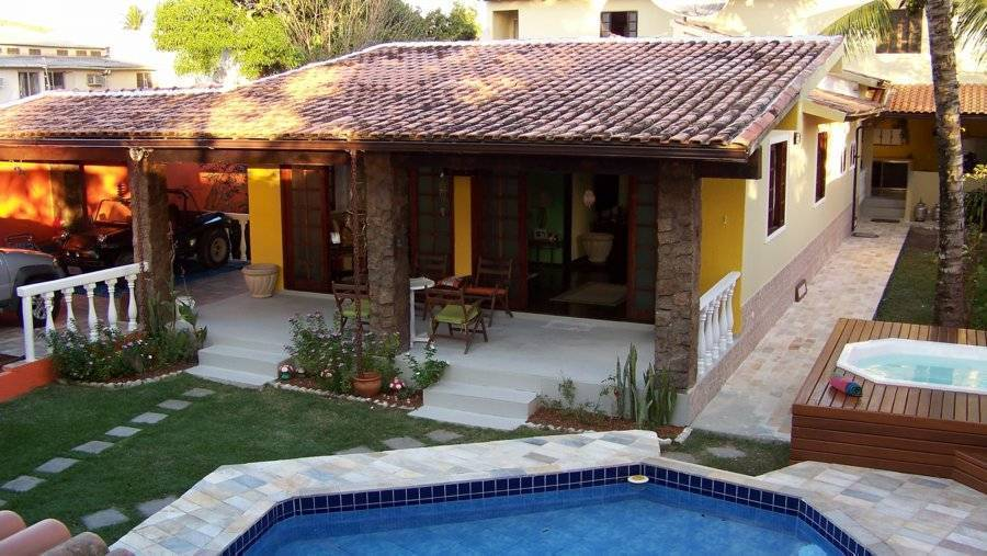 Casa Dois Gatos Bed and Breakfast, Cabo Frio, Brazil, Brazil hotels and hostels