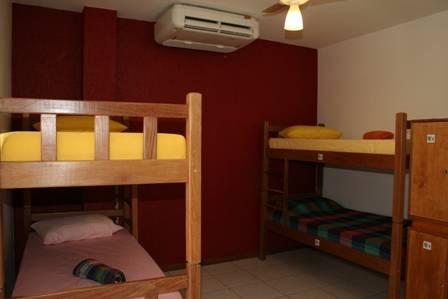 Copa Hostel, Rio de Janeiro, Brazil, hotels near beaches and ocean activities in Rio de Janeiro