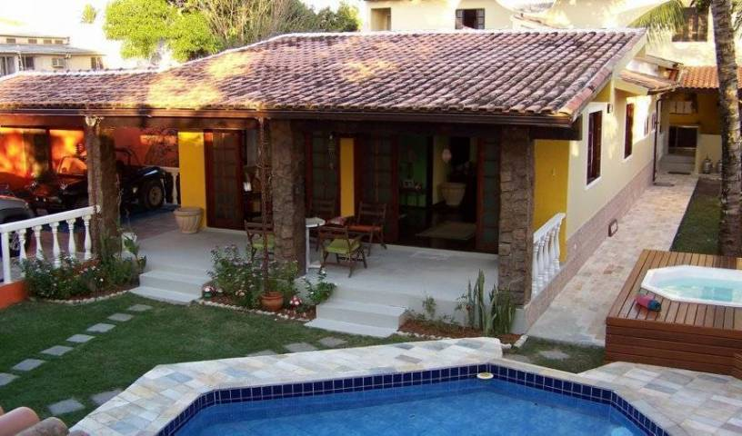 Casa Dois Gatos Bed and Breakfast - Search for free rooms and guaranteed low rates in Cabo Frio 9 photos