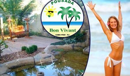 Hotel Pousada Bon Vivant - Search for free rooms and guaranteed low rates in Cabo Frio, hotels near hiking and camping 7 photos