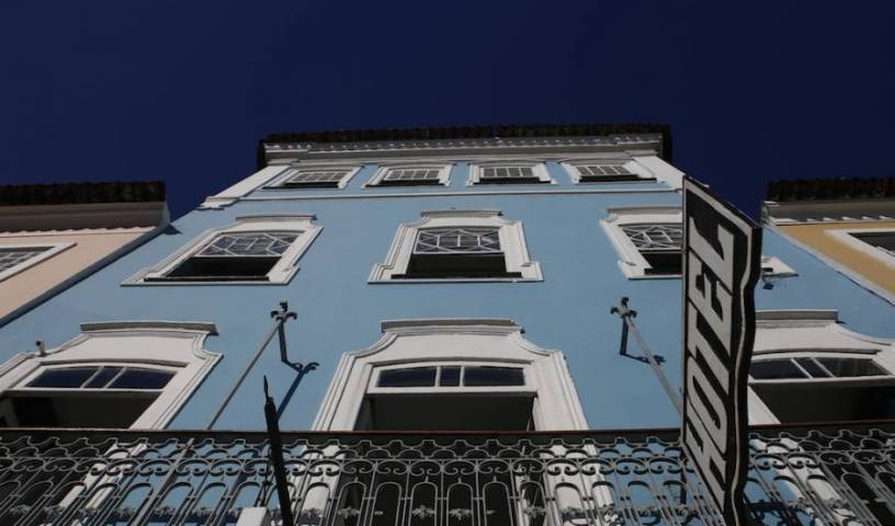Hotel Sobrado25 - Search available rooms for hotel and hostel reservations in Salvador, what is a bed and breakfast? Ask us and book now in Salvador, Brazil 4 photos