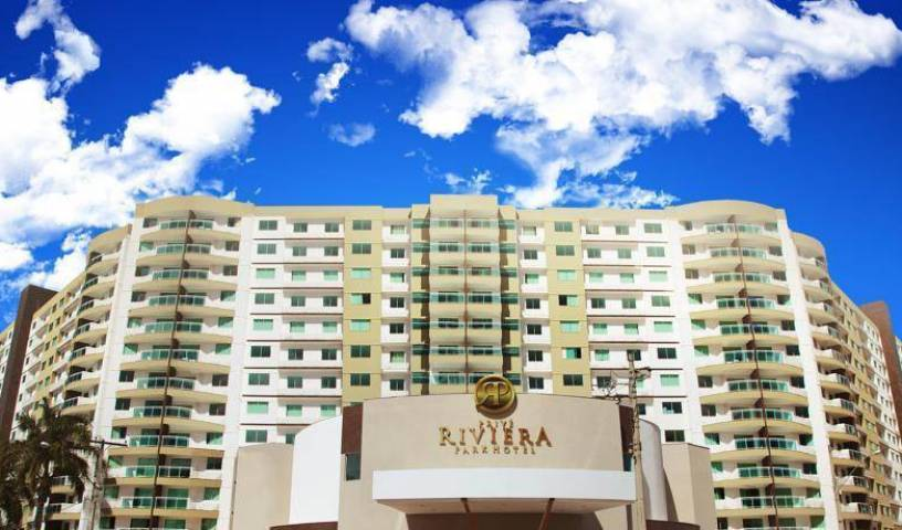 Riviera Park Thermas Flat Service, where to rent an apartment or aparthotel 34 photos