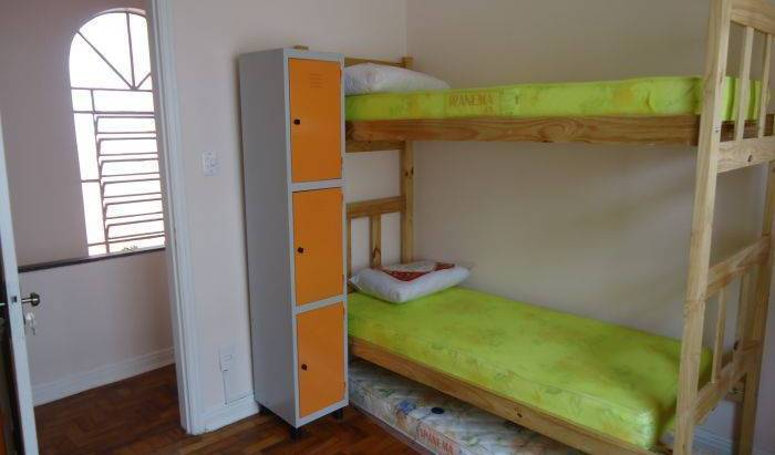 Santos Hostel - Search for free rooms and guaranteed low rates in Santos 11 photos