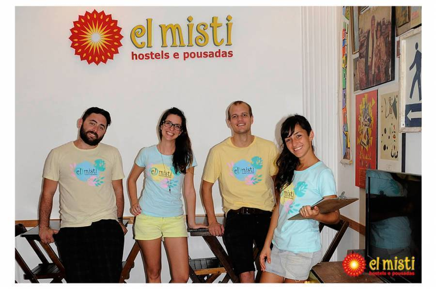 El Misti House, Copacabana, Brazil, Brazil hotels and hostels