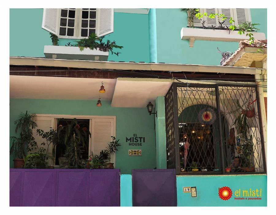 El Misti House, Copacabana, Brazil, vacations and hotels in Copacabana