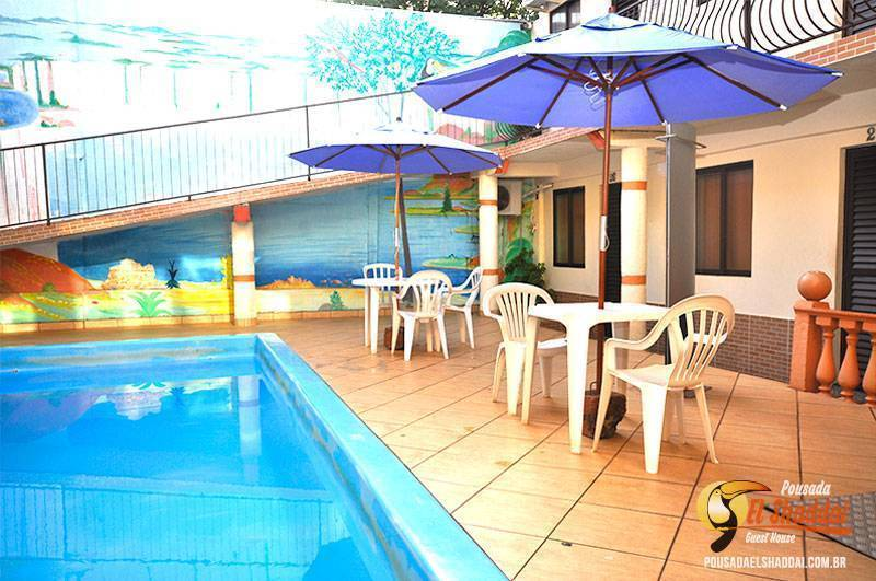 Guest House - El Shaddai, Foz do Iguacu, Brazil, first-rate vacations in Foz do Iguacu