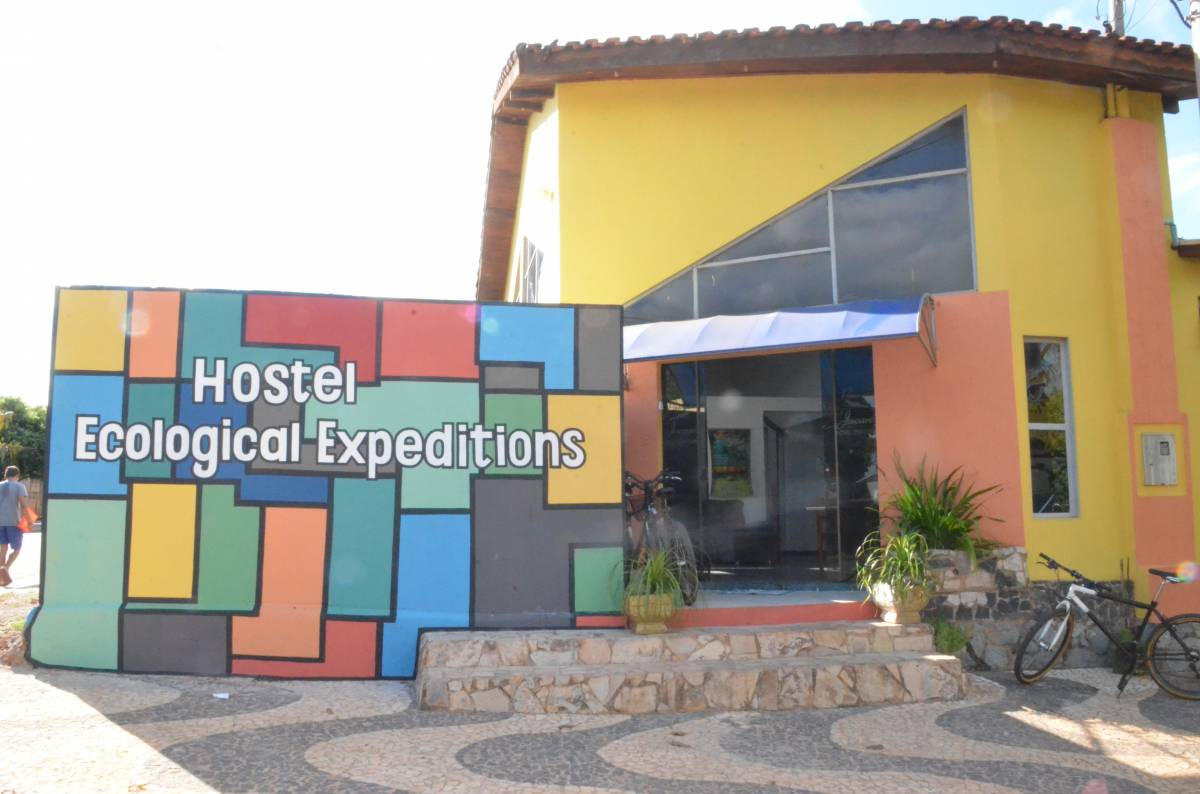 Hostel Ecological Expeditions, Bonito, Brazil, hotel reviews and discounted prices in Bonito
