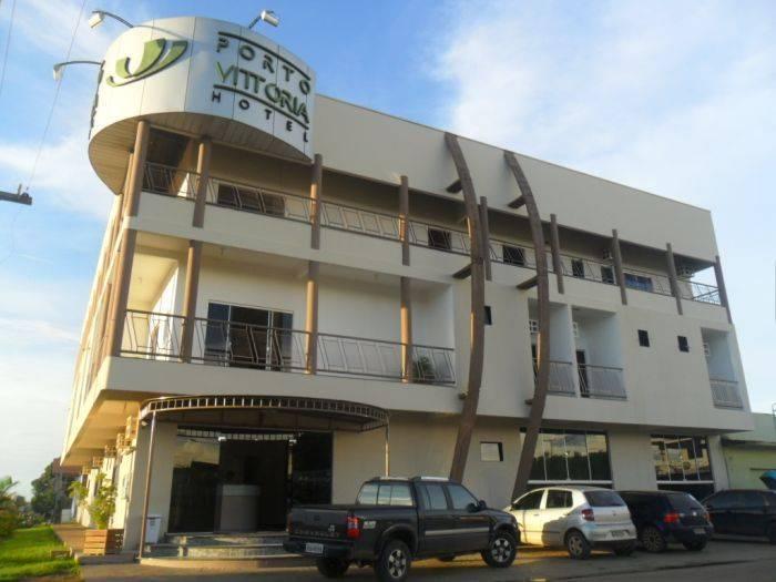 Hotel Porto Vitoria, Ariquemes, Brazil, Brazil hotels and hostels