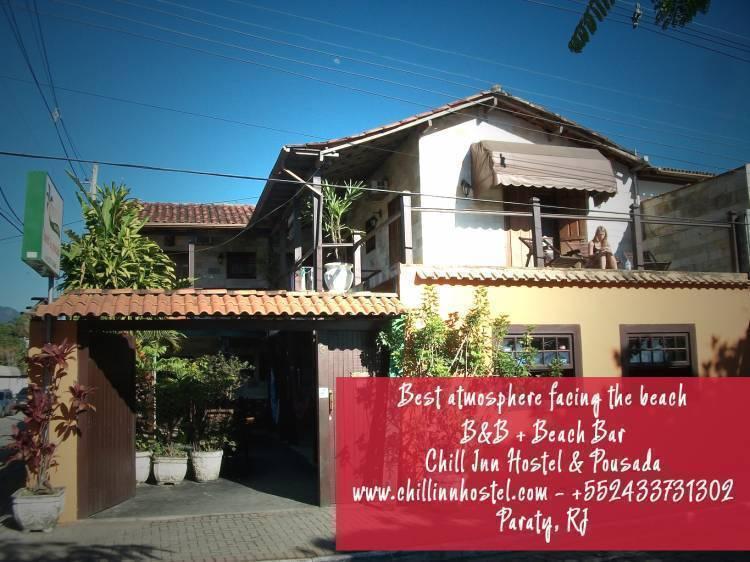 Misti Chill Paraty Hostel and Pousada, Paraty, Brazil, Brazil hotels and hostels