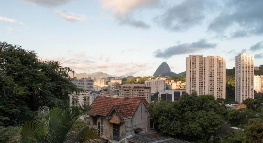 New Nature Comfort, Rio de Janeiro, Brazil, experience living like a local, when staying at a hotel in Rio de Janeiro