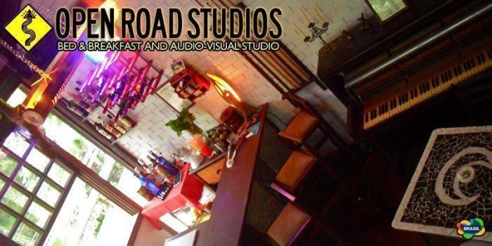 Open Road Studios, Rio de Janeiro, Brazil, Brazil hoteli i hosteli