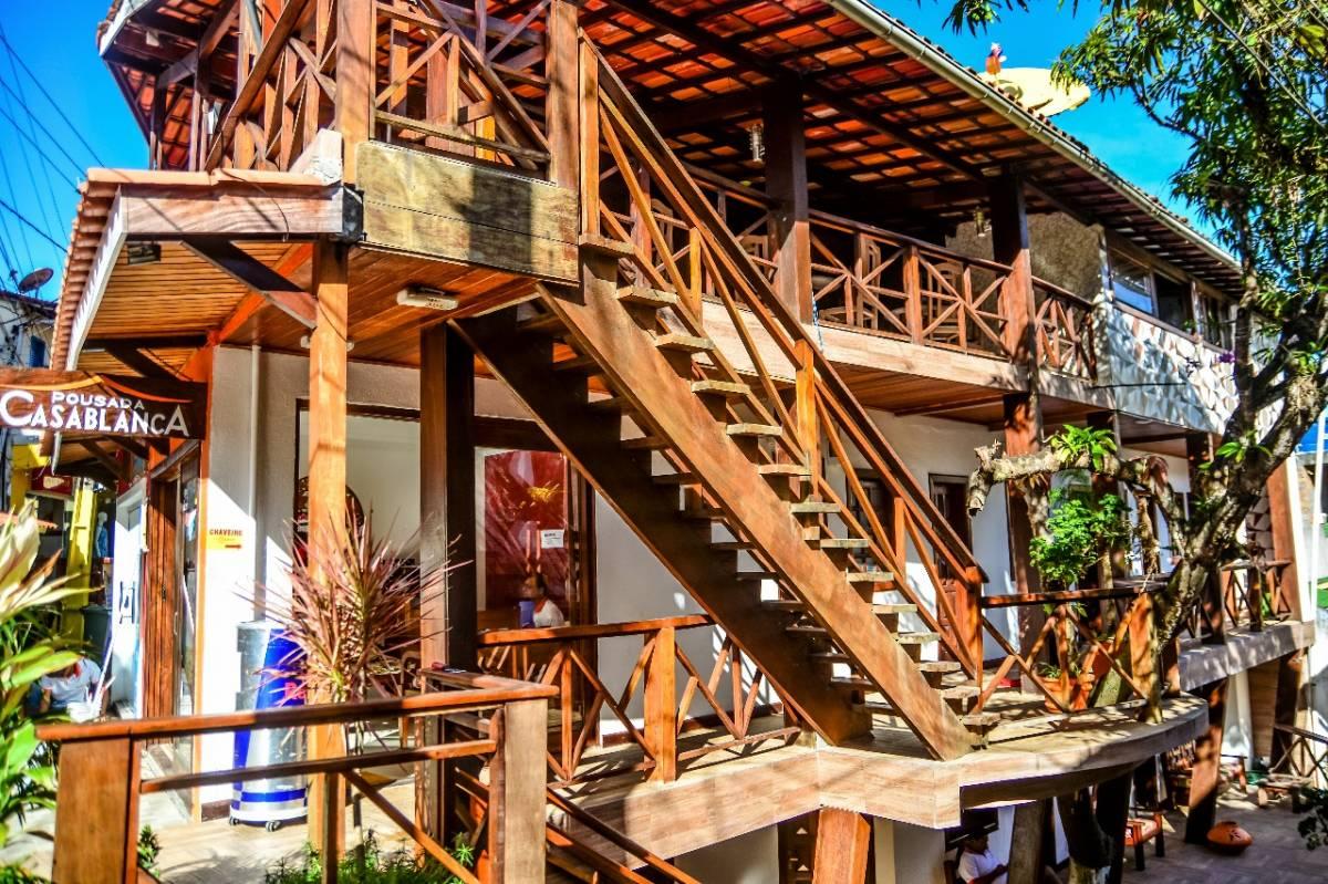 Pousada Casa Blanca, Cairu, Brazil, Brazil hotels and hostels