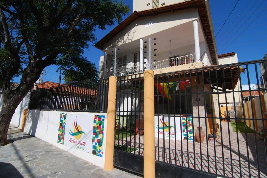 Refugio Hostel Fortaleza, Fortaleza, Brazil, Brazil hotels and hostels