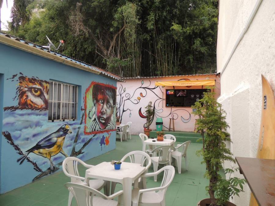 The Connection Hostel, Sao Paulo, Brazil, Brazil hotels and hostels