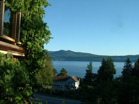 Hilltop Bed and Breakfast, Powell River, British Columbia, excellent holidays in Powell River