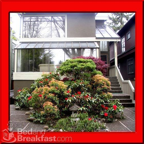 Vancouver Bed and Breakfast, Vancouver, British Columbia, British Columbia hotels and hostels