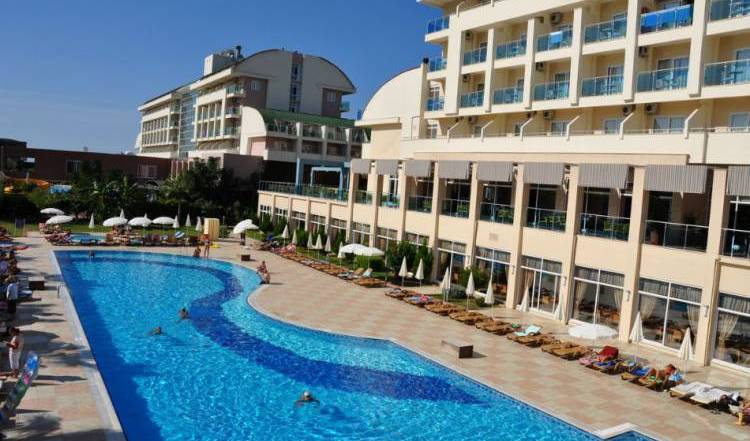 Sunny Beach Hotel - Search for free rooms and guaranteed low rates in Burgas, TR 11 photos