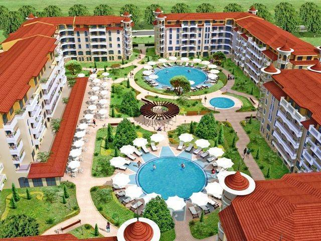 Holiday Complex Royal Sun, Slanchev Bryag, Bulgaria, Bulgaria hoteli in hostli