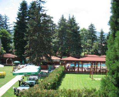 Holiday Village Diplomat, Sofia, Bulgaria, top foreign hotels in Sofia