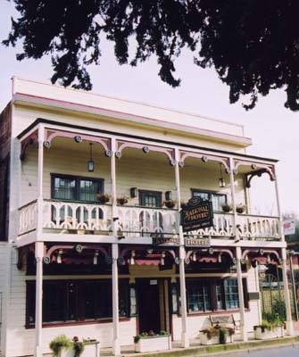 1859 Historic National Hotel, Jamestown, California, California hotels and hostels