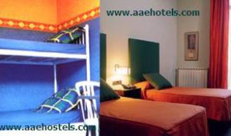 AAE Hostels and Hotel San Diego - Get low hotel rates and check availability in Old Town San Diego 3 photos