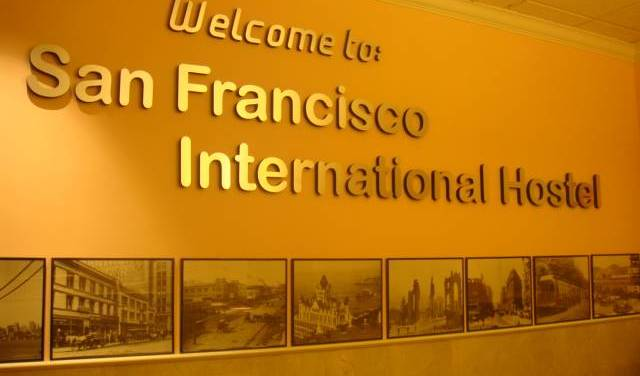 San Francisco International Hostel, excellent destinations 13 photos