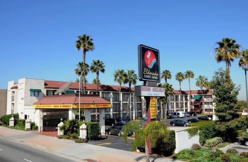 Eldorado Coast Hotel, Lomita, California, California hotels and hostels