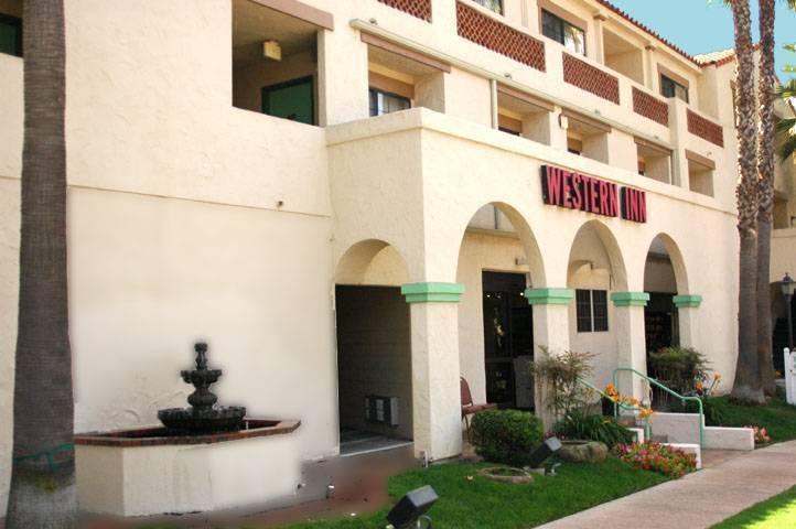 Western Inn - Old Town San Diego, Old Town San Diego, California, California hotels and hostels