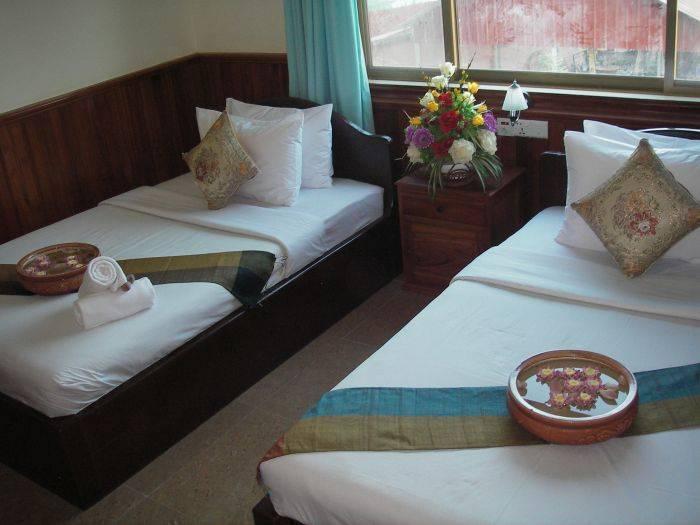 Advisor Angkor Villa, Siem Reap, Cambodia, Cambodia hotels en hostels