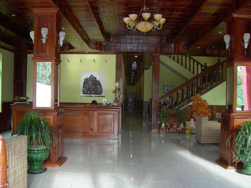 Angkor Deluxe Inn, Siem Reap, Cambodia, Cambodia hoteli in hostli