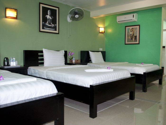Angkor River Guesthouse, Phumi Damnak Chas, Cambodia, Cambodia hotels and hostels