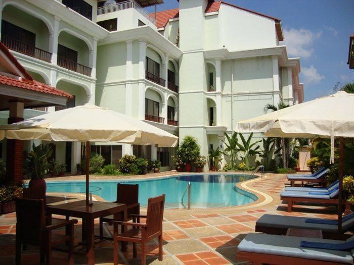 Angkor Way Hotel, Siem Reap, Cambodia, Cambodia hotell och vandrarhem