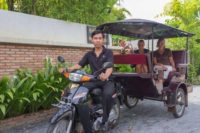 Bunwin Residence, Siem Reap, Cambodia, Uw beste keuze voor het vergelijken van prijzen en het boeken van een hotel in Siem Reap
