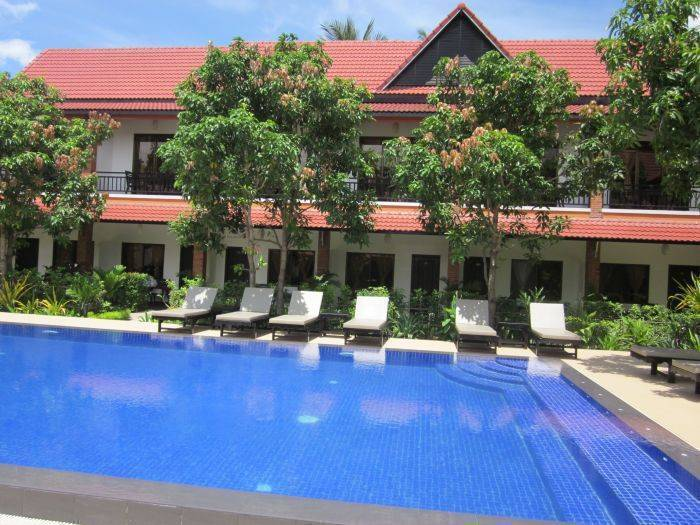 Central Boutique Angkor Hotel, Siem Reap, Cambodia, Cambodia hotels and hostels