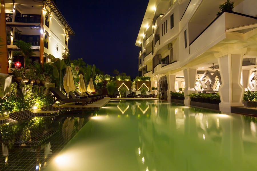 Central Suite Residence, Siem Reap, Cambodia, Cambodia 酒店和旅馆