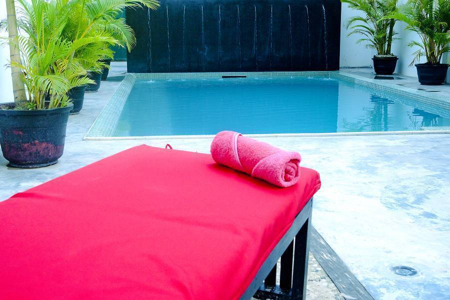 Angkor Panoramic Boutique Hotel, Siem Reap, Cambodia, Hotel posel leta v Siem Reap