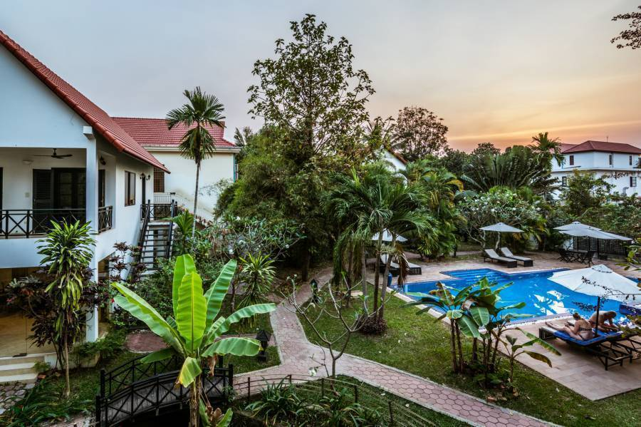 Community Residence Siem Reap, Siem Reap, Cambodia, Cambodia hotels and hostels